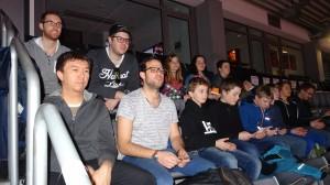 Jugendausflug zu den Deutschen Meisterschaften 2017